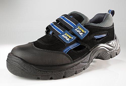 Sandales Chaussures Lucky Templin Travail Line S1 De Sécurité qFxw1aO