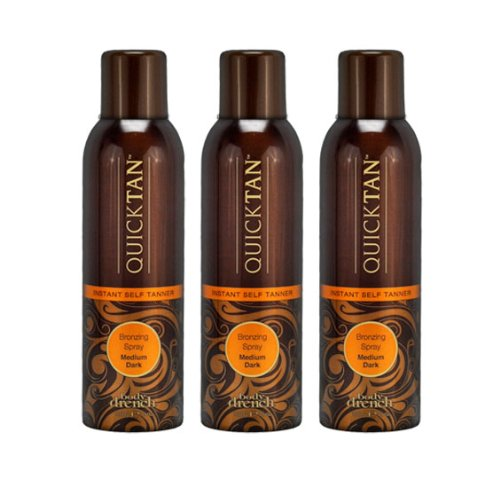 Body Drench Quick Tan Self tanning