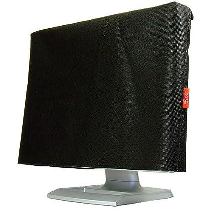 schwarz ROTRi reg; ma/ßgenaue Staubschutzh/ülle f/ür Monitor Samsung C27F396FHU