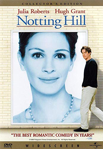 Notting Hill (Collector's Edition) by Universal Studios by Roger Michell (Notting Hill Best Scene)