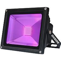 UV LED luz negra, violeta 20W LED luz de la etapa, 395-400nm inundación IP65…