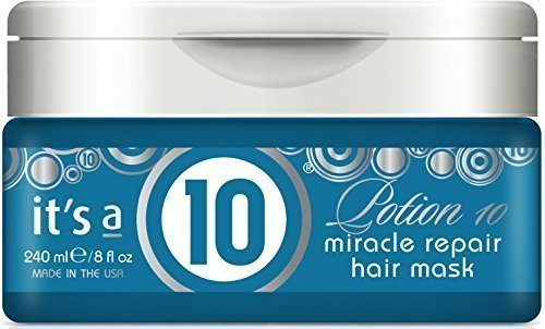 it's a 10 Potion 10 Miracle Repair Hair Mask, 8 oz. (Top 10 Best Products)