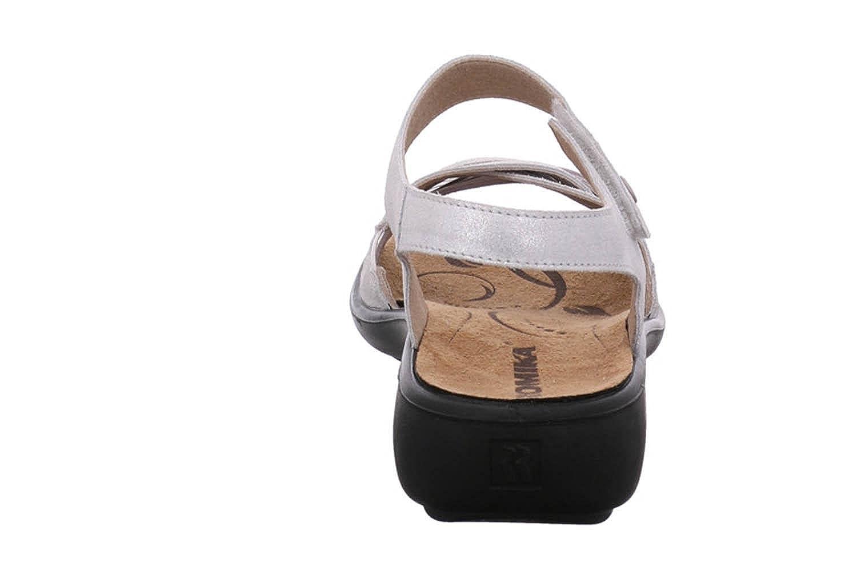Romika Ibiza 85 Sandalen in Übergrößen Weiß Weiß Weiß 16085 49 000 große Damenschuhe - a7c159