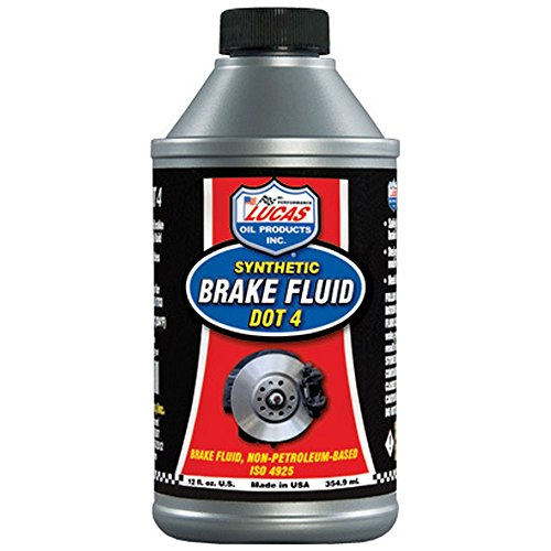 Lucas Oil 10827 Brake Fluid - 12 oz. ()