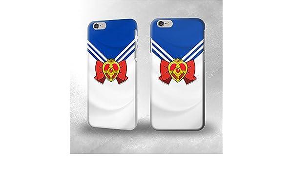 Sailor Moon Brooch and Bow- Funda Carcasa para Apple iPhone ...