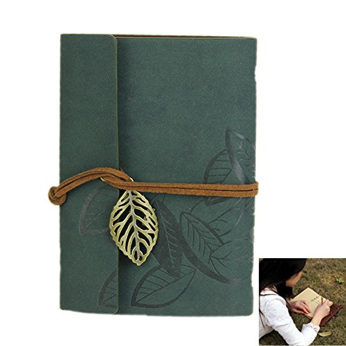 HeroNeo Vintage Leather Notebook Notepads