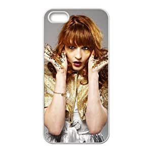 iPhone 4 4s Cell Phone Case Covers White Florence and the Machine eavd