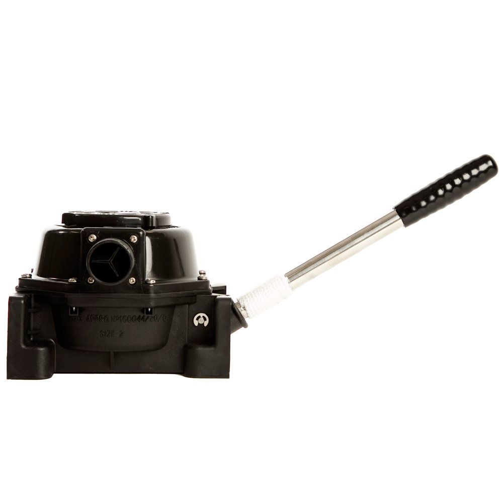 Whale Water Systems BP0510 HENDERSON MK 5 UNIVERSAL MK V UNIVERSAL VERSATILE BILGE & WATER TRANSFER PUMP by Whale