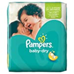 Pampers Baby Dry Size 3 Midi Monthly...