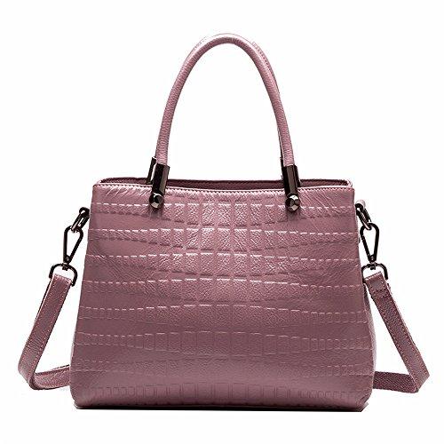 GWQGZ Nueva Moda Lady'S Handbag Violeta Violet
