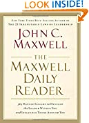 #8: The Maxwell Daily Reader: 365 Days of Insight to Develop the Leader Within You and Influence Those Around You