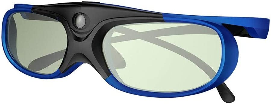 ELEPHAS Gafas 3D recargables para proyectores DLP Optoma, BenQ ...