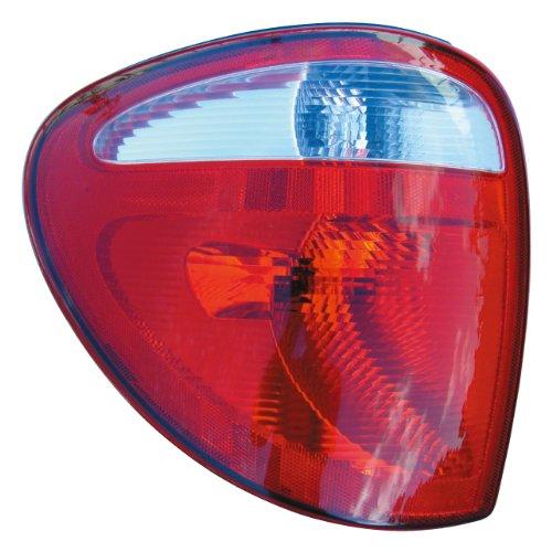 Prime Choice Auto Parts KAPDG50057A1L Left Driver Side Tail Light Lamp