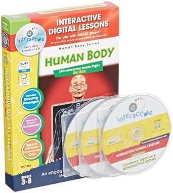 Classroom - Pizarra blanca interactiva de cuerpo humano con ...