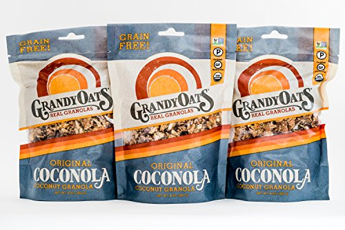 Thing need consider when find grandy oats coconola?