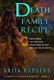 Death of the Family Recipe (A Scotti Fitzgerald Murder Mystery Book 3)