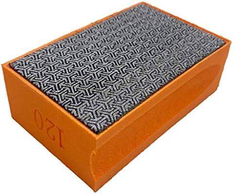 砥石 研ぎ器 シャープストーン 研ぎ器 花崗岩 大理石 コンクリート シャープニング 4種 - グリット120