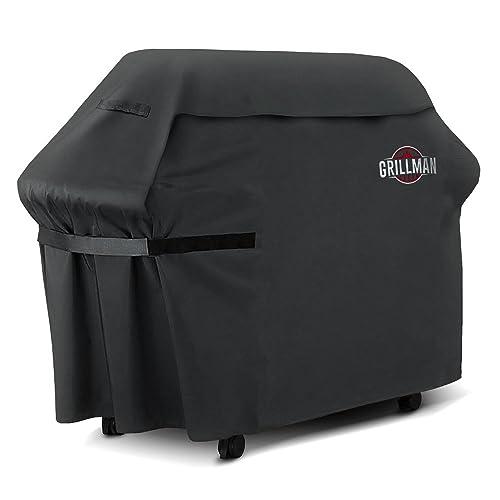 Grillman Premium (58 Inch) BBQ Grill Cover