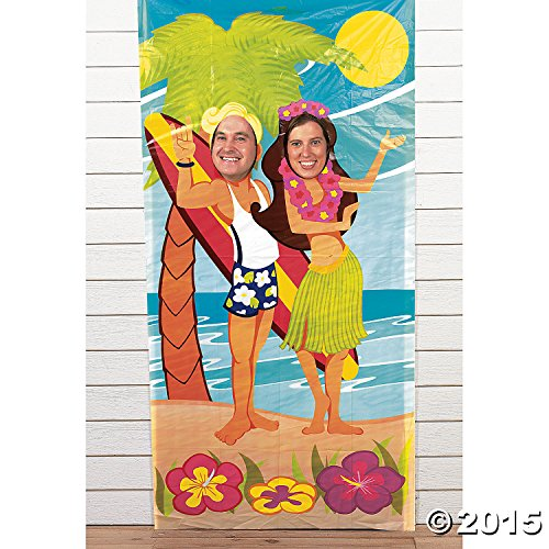 Fun Express Couple Banner Poster