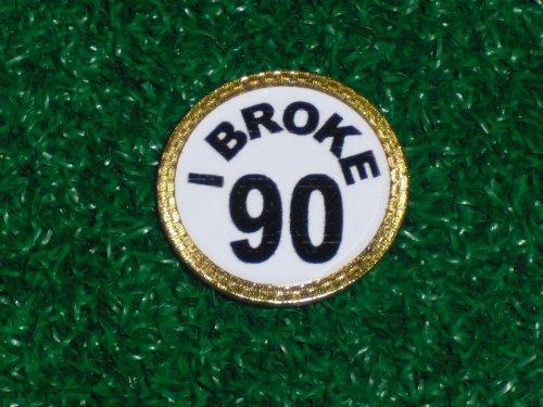 UPC 501876989999, Gatormade Golf Ball Marker I Broke 90