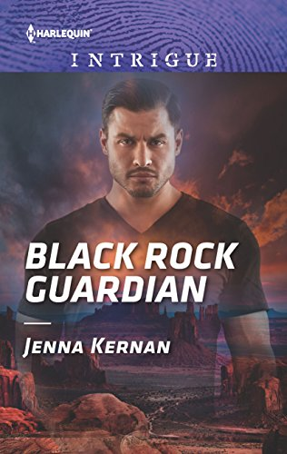 Black Rock Guardian (Apache Protectors: Wolf Den)