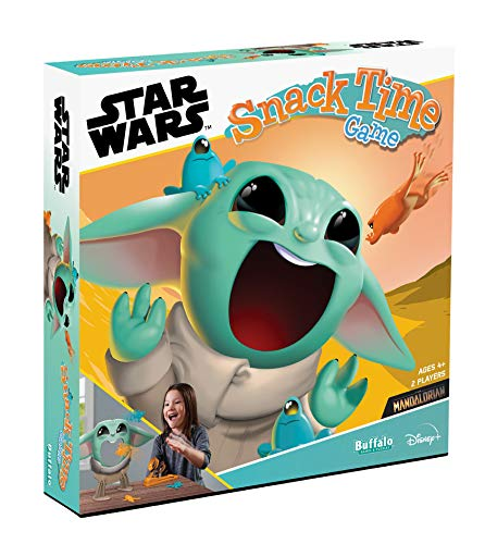 🥇 Star Wars The Mandalorian – Snack Time Game