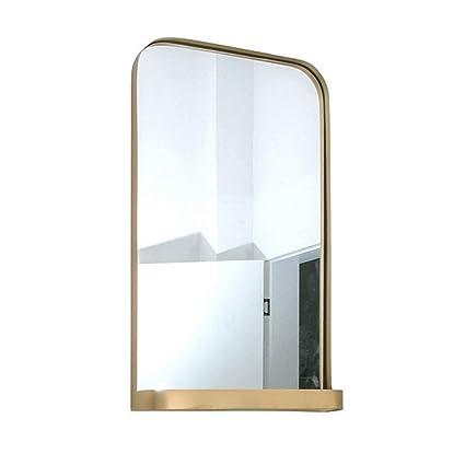 Salle de bains miroir Miroir Mural Chambre Fille, Nordique ...