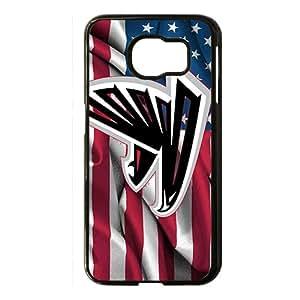 Cool-Benz US flag Atlanta falcon football Phone case for Samsung galaxy s 6