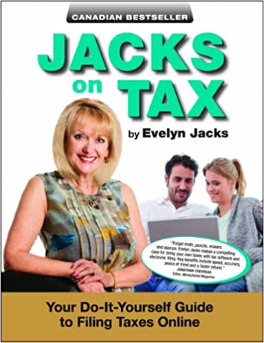 Jacks on tax your do it yourself guide to filing taxes online jacks on tax your do it yourself guide to filing taxes online evelyn jacks 9781927495209 amazon books solutioingenieria Image collections