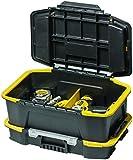 Stanley STST1-71962 Kit de Boîte à outils/Organiseur Click & Connect 50 cm