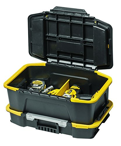5 opinioni per Stanley STST1-71962 Oganizer Click & Connect + Cassetta Porta Utensili