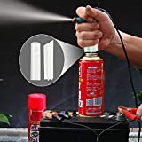 ALLOSUN Fuel Injector Tester & Adapter DIY Cleaning