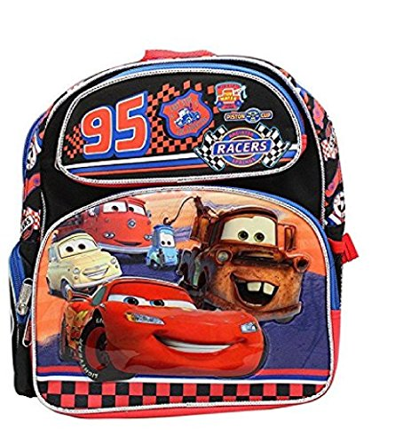 Price comparison product image Disney Cars 3 12in Small Toddler Backpack For Kids