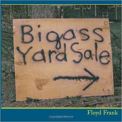 Book Bigass Yard Sale
