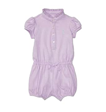 Baby Girl Ralph Lauren Romper 3-6 Months And To Have A Long Life. Outfits & Sets