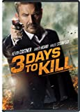 DVD : 3 Days to Kill