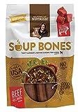 Rachael Ray Nutrish Soup Bones Dog Treats, Real Beef and Barley Flavor, 6 bones, 12.6 oz. Bag