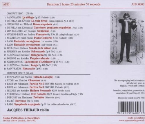 Complete Solo Recordings 1929-36