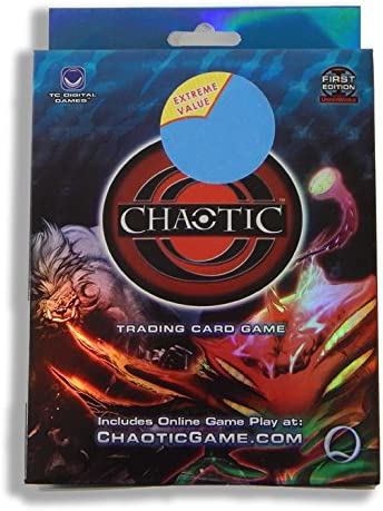 Chaotic M/'arrillion Invasion Starter Deck Trading Card Game New