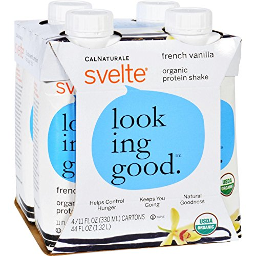 Svelte Looking Vanilla Organic Protein product image