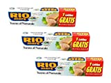Rio Mare: Set of 12 Cans of Natural Tuna Fish , Yellowfin Tuna Quality * Pack of 12, 80g (2.82oz) Each * 960g (33.86oz) Total * [ Italian Import ]