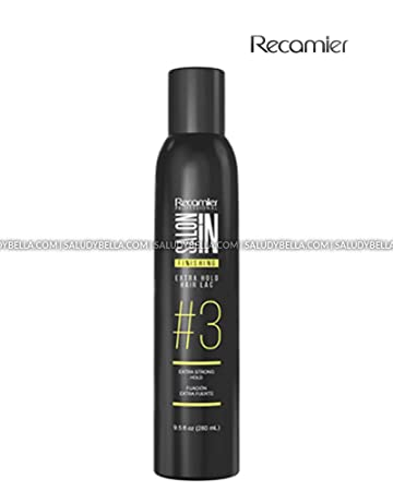 Amazon.com : Extra Hold Hair LAC (Lacquer) or Spray Hair Styling ...