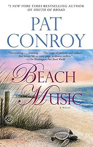 book cover of Beach Music