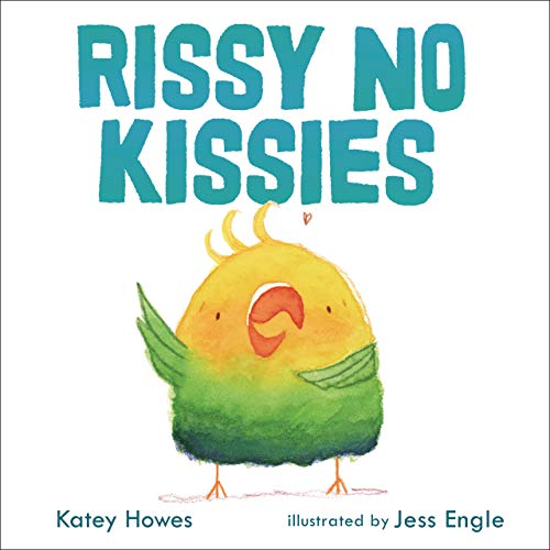 Book Cover: Rissy No Kissies