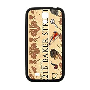 221B BAKER STREET Cell Phone Case for Samsung Galaxy S4
