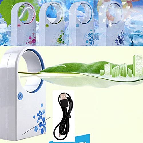 NPLE--PORTABLE HANDHELD AIR CON AIR CONDITIONER DESKTOP FAN COOLER USB MINI OL USD