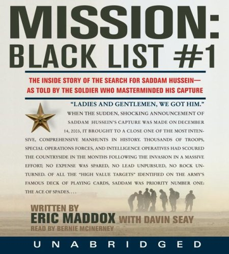 Line of work: Black List #1 CD