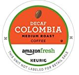 Kyпить AmazonFresh 80 Ct. Coffee K-Cups, Decaf Colombia Medium Roast, Keurig Brewer Compatible на Amazon.com