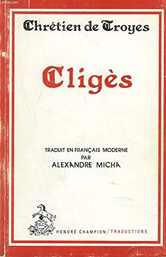 Cliges [Pdf/ePub] eBook