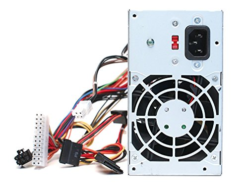 (Genuine Dell 350W PS-6351-2 CPB09-001B ATX0350D5WC Watt Power Supply Unit PSU For Vostro 430 and Precision T1500 Tower Systems Compatible Part Numbers: K661T, K660T, J515T, J517T, U343D, U342D, G738T Compatible Model Numbers: ATX0350D5WC, CPB09-001B, D350R002L, PS-6351-2)